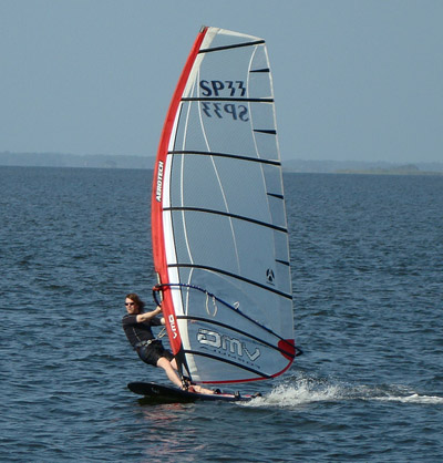 Shell Point Sailboard Club - Windsurfing at Shell Point